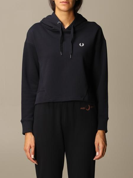 Sweat-shirt femme Fred Perry