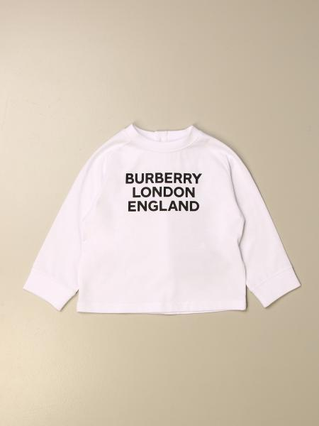 Burberry kids: Burberry T-shirt with logo