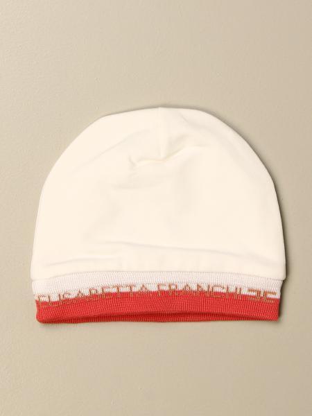 Cappello a berretto Elisabetta Franchi con logo