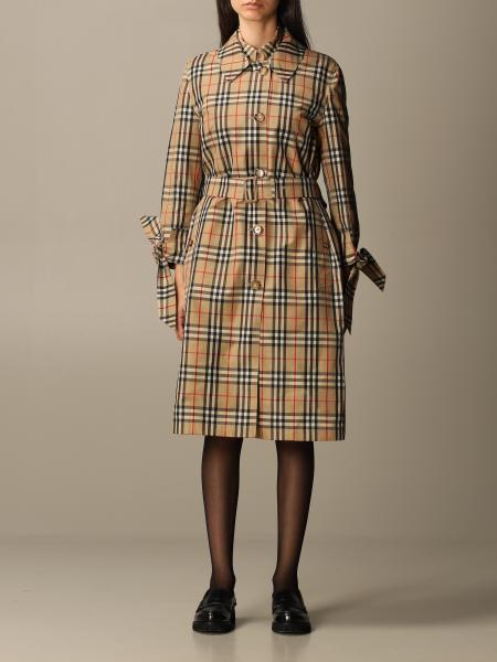Cappotto donna Burberry