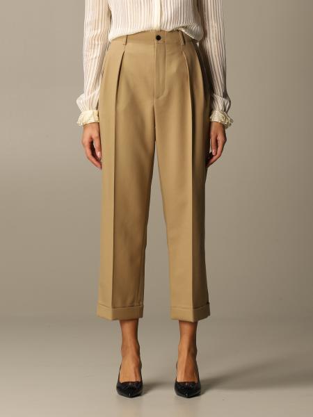 Saint Laurent femme: Pantalon femme Saint Laurent