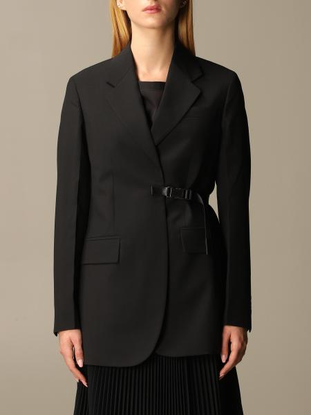 外套 女士 Prada