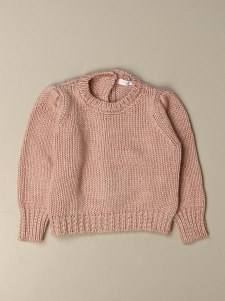 Il Gufo: Il Gufo basic crew neck sweater