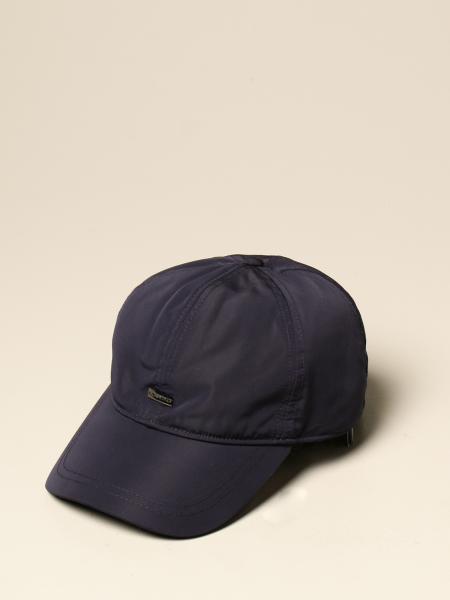 Paul & Shark baseball hat in nylon