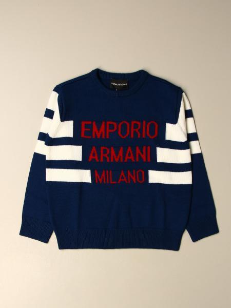 Jumper kids Emporio Armani