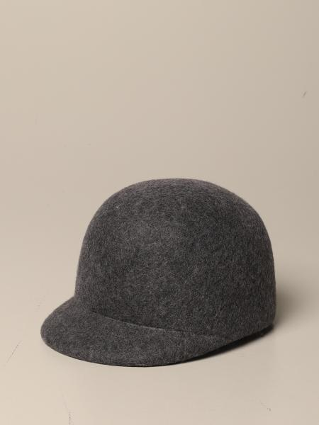 Douuod hat in pure wool