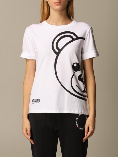 Camiseta mujer Moschino Underwear