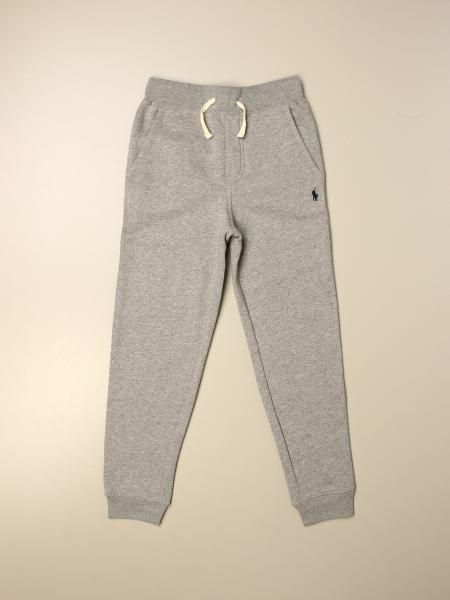 Polo Ralph Lauren Boy jogging trousers with logo