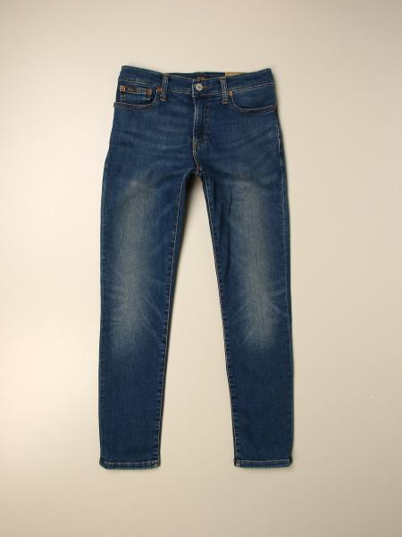 Jeans Polo Ralph Lauren Boy in denim used