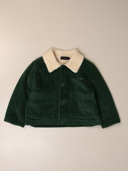 Tiny Cottons ribbed jacket