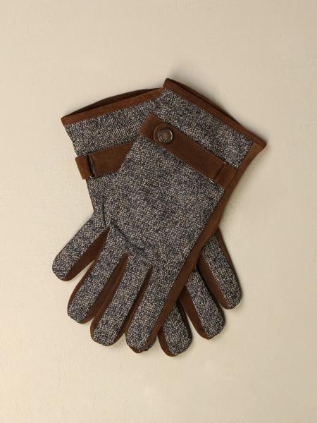 Gloves men Paul & Shark