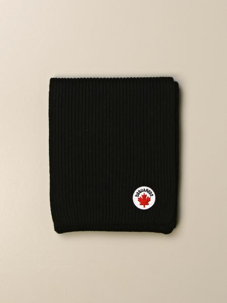 Dsquared2 Junior scarf with logo