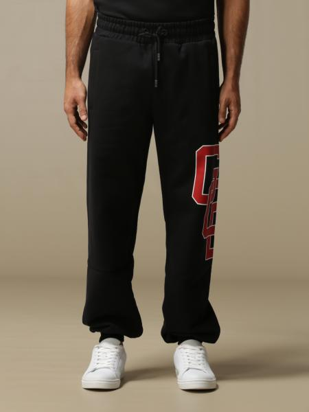 Gcds men: GCDS jogging trousers with logo