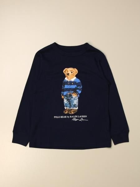 Polo Ralph Lauren Toddler t-shirt with bear