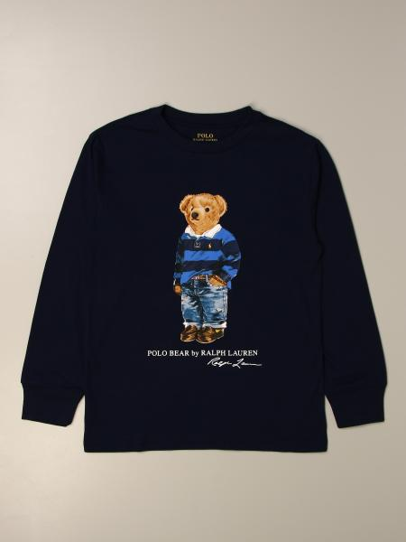 Polo Ralph Lauren Boy t-shirt with bear