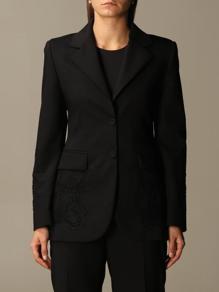 Ermanno Scervino blazer with lace details