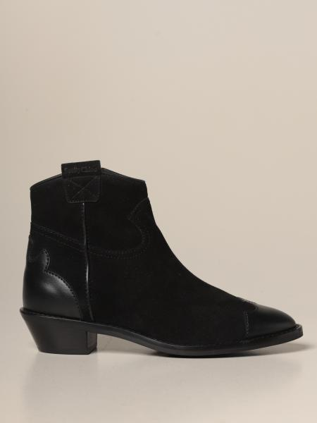 See By Chloé: Boots women See By ChloÉ
