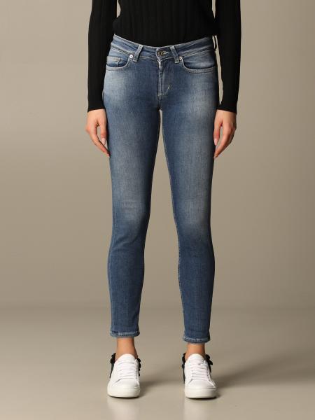 牛仔裤 女士 Dondup