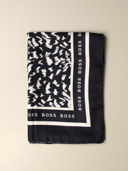 Neck scarf women Boss
