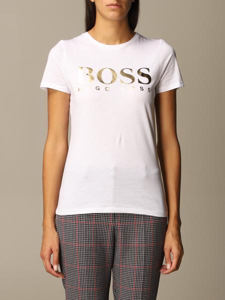 Camiseta mujer Boss
