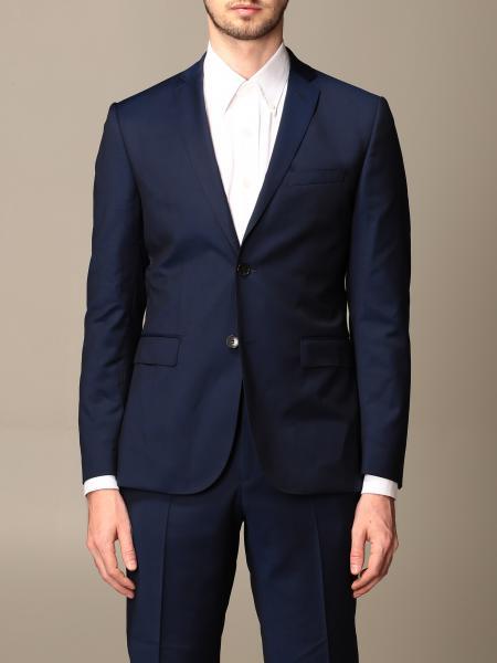 Классический костюм Мужское Boss