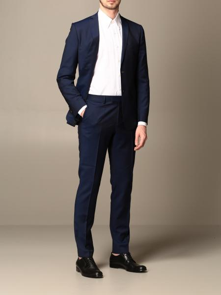 Classic Boss single-breasted suit