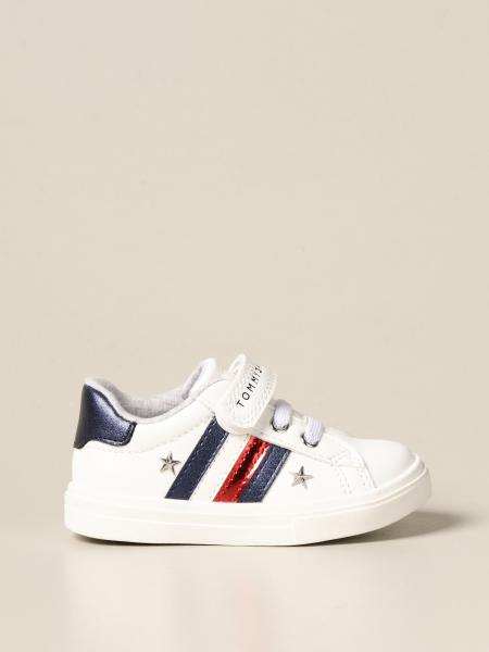 Tommy Hilfiger: Tommy Hilfiger sneakers in synthetic leatherz