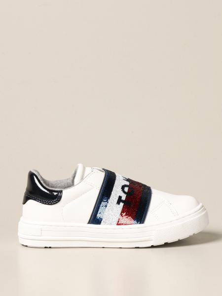 Tommy Hilfiger sneakers in synthetic leather