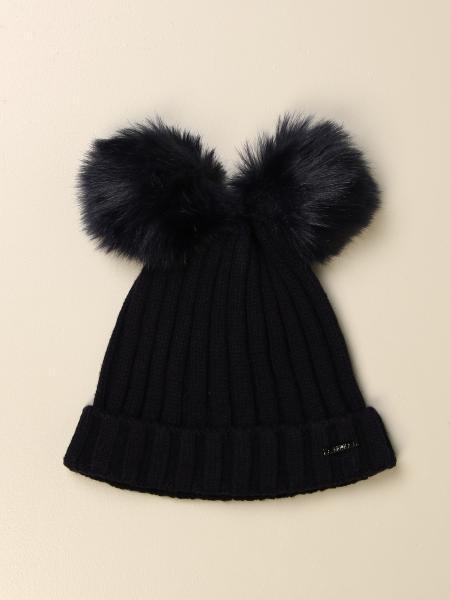 Liu Jo hat with maxi pompom