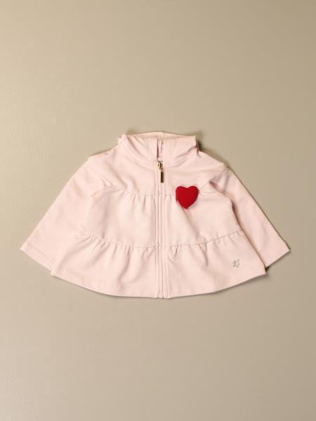 Liu Jo kids: Liu Jo sweatshirt in flounced cotton