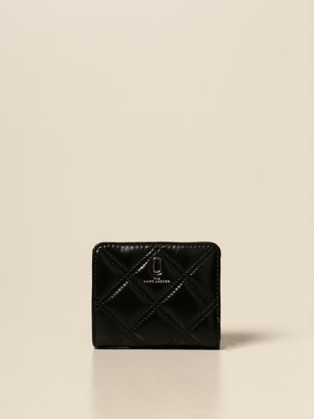 The Softshot Marc Jacobs wallet in matelassé leather