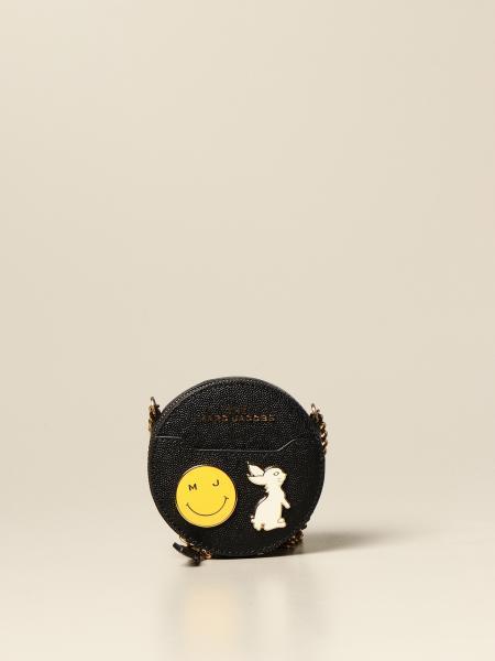 Borsa micro Marc Jacobs in pelle con applicazioni