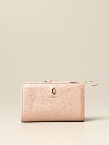 The Softshot Marc Jacobs wallet in pearly grained leather