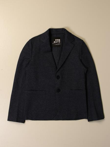 Classic Paolo Pecora single-breasted jacket