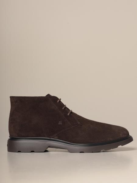 Zapatos abotinados hombre Tod's
