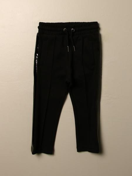 Diesel jogging pants in cotton with logo