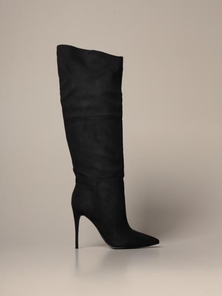Dakota Steve Madden boots in synthetic suede