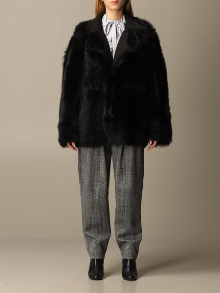 Manteau femme Alberta Ferretti