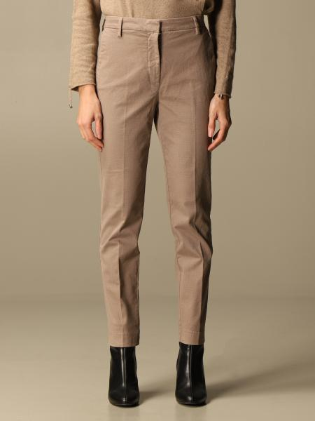 Pantalone Manila Grace a vita regolare