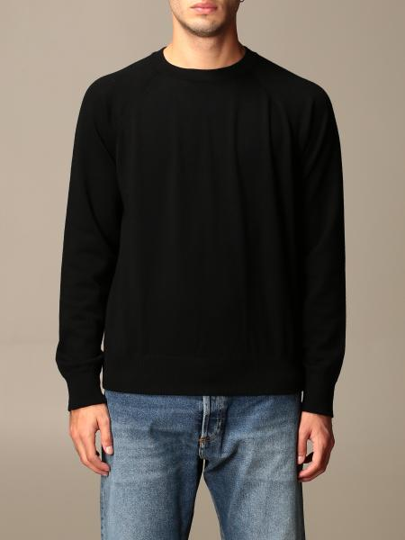 Mauro Grifoni: Mauro Grifoni basic crewneck sweater