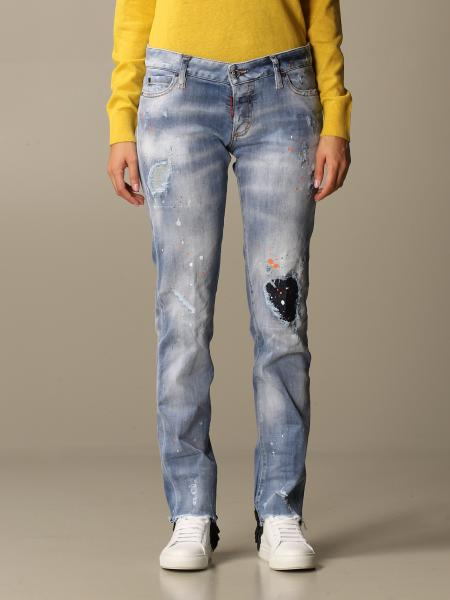 Trousers women Dsquared2
