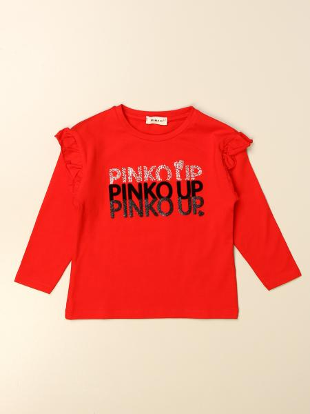 Pinko kids: Pinko T-shirt with logo