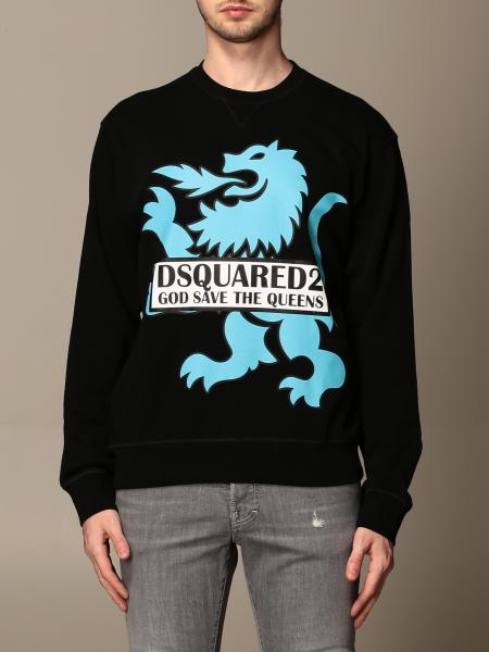 Dsquared2 crewneck sweatshirt with logo