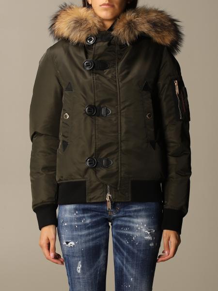 Пальто Женское Dsquared2