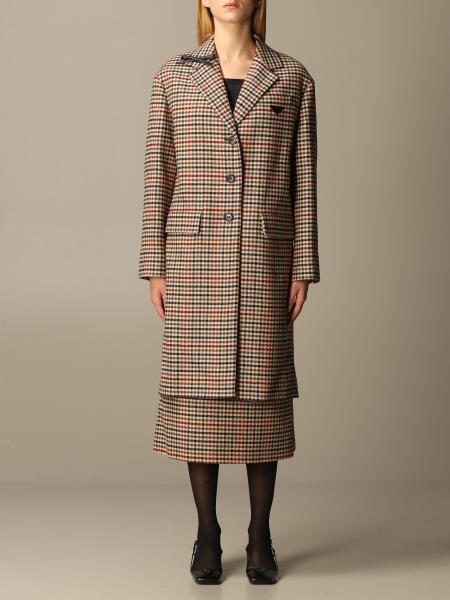 Manteau femme Prada
