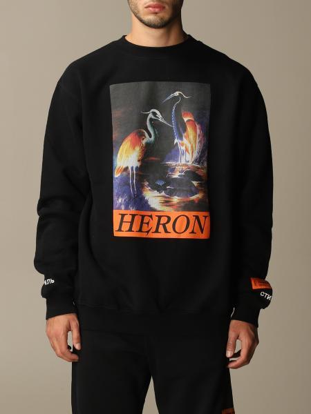 Heron Preston: Sudadera hombre Heron Preston