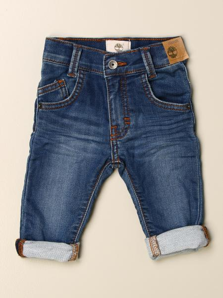 Jeans Timberland in denim used