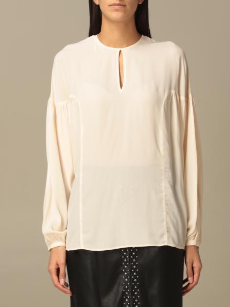 Twin-set basic blouse