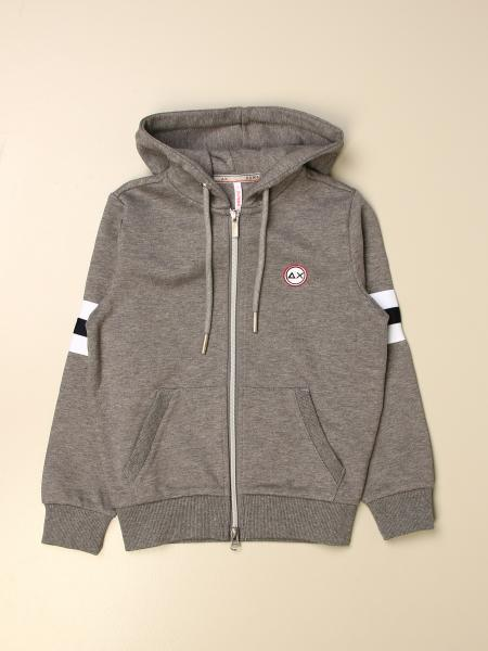 Sun 68: Sun 68 sweatshirt with hood and zip