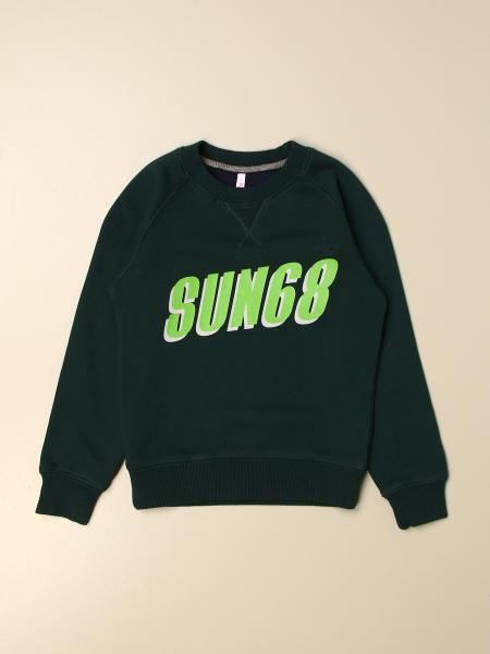 Sun 68: Sun 68 crewneck sweatshirt with logo